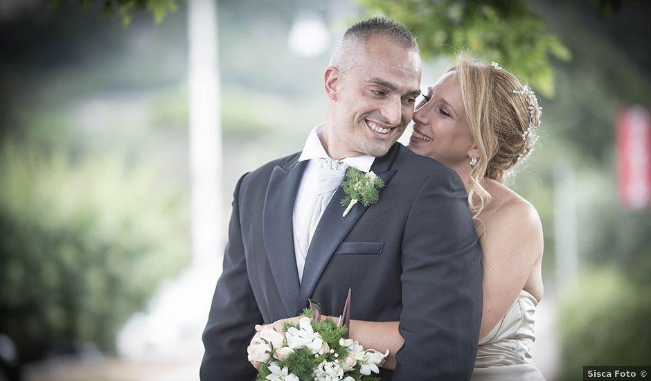 Il matrimonio di Gianfranco e Laura a Grottaferrata, Roma