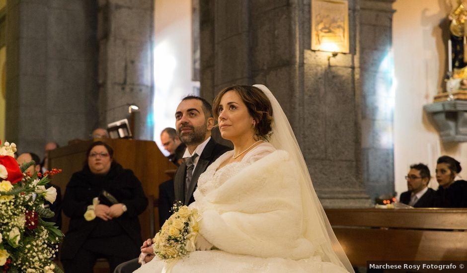 Il matrimonio di Dario e Giuliana a Catania, Catania