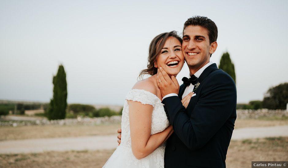 Il matrimonio di Claudio e Erica a Corato, Bari