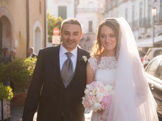 Le nozze di Sabrina e Gaetano