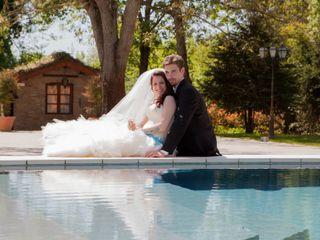 Le nozze di Jessica e Elia