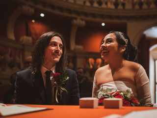 Le nozze di Marco e Marallely 1