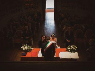 Le nozze di Marco e Marallely 2