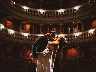 Le nozze di Marco e Marallely