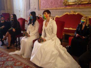 Le nozze di Roberta e Michela