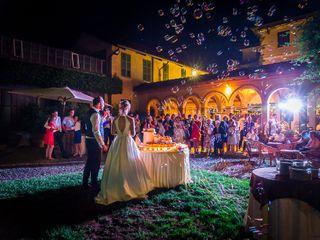 Le nozze di Michael e Morgane 3