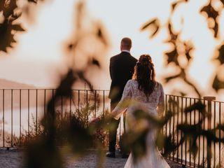 Le nozze di Matteo e Imma