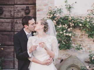 Le nozze di Alessia e Federico