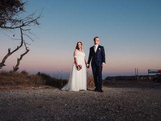 Le nozze di Imma e Francesco