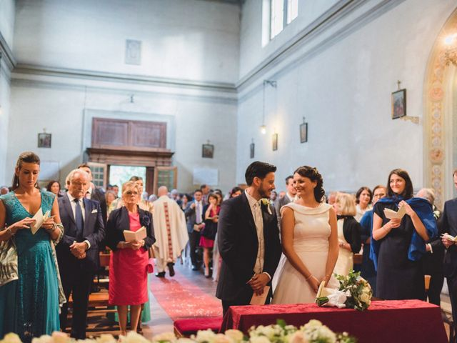 Il matrimonio di Milo e Costanza a Firenze, Firenze 9