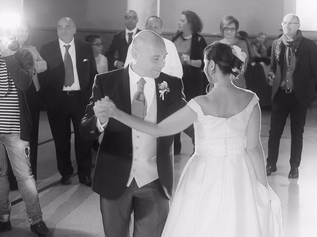 Il matrimonio di Francesco e Maria a Ospitaletto, Brescia 11