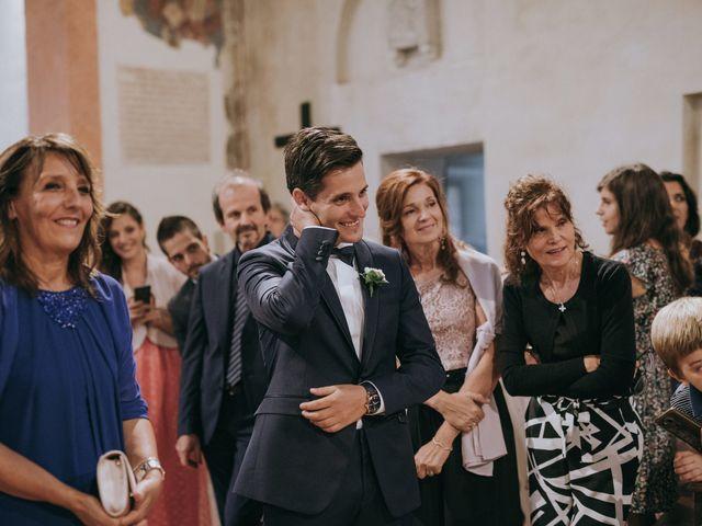 Il matrimonio di Andrea e Lisa a Arquà Petrarca, Padova 23