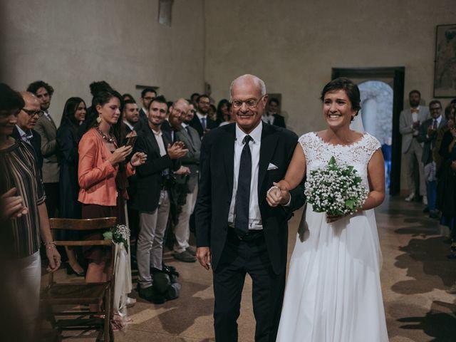 Il matrimonio di Andrea e Lisa a Arquà Petrarca, Padova 24
