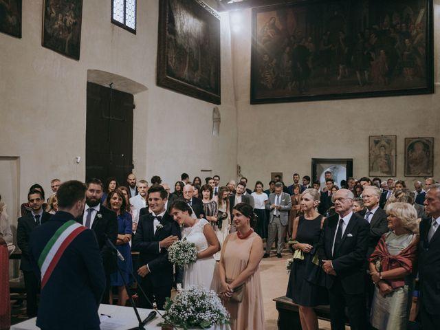 Il matrimonio di Andrea e Lisa a Arquà Petrarca, Padova 26
