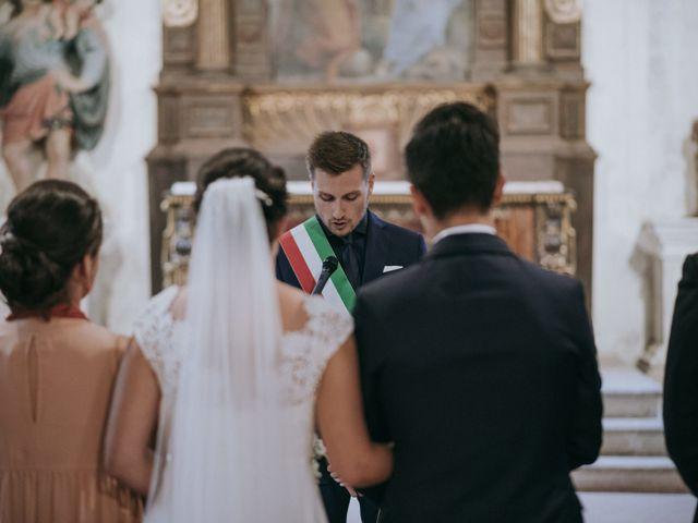 Il matrimonio di Andrea e Lisa a Arquà Petrarca, Padova 28