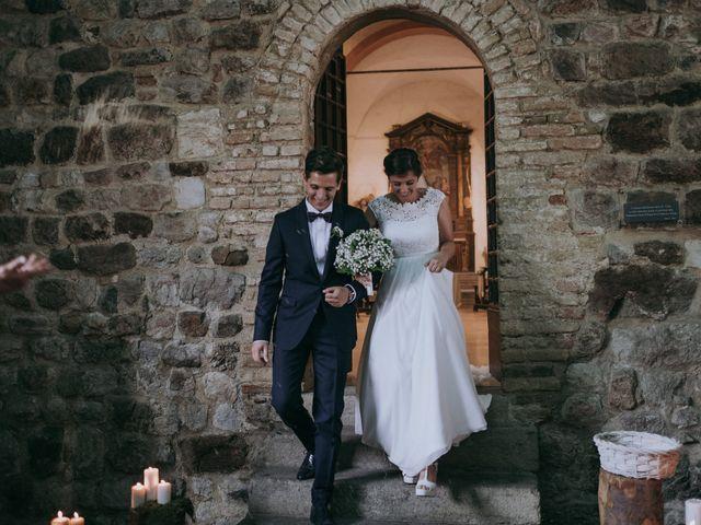 Il matrimonio di Andrea e Lisa a Arquà Petrarca, Padova 30