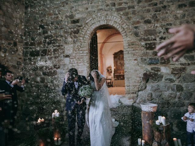 Il matrimonio di Andrea e Lisa a Arquà Petrarca, Padova 31