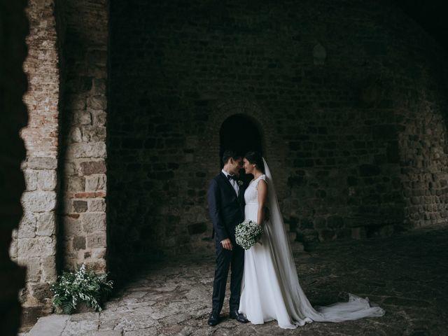 Il matrimonio di Andrea e Lisa a Arquà Petrarca, Padova 1