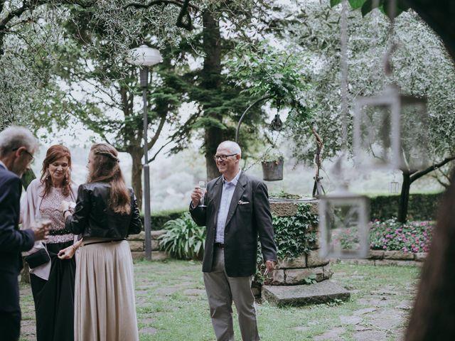 Il matrimonio di Andrea e Lisa a Arquà Petrarca, Padova 45