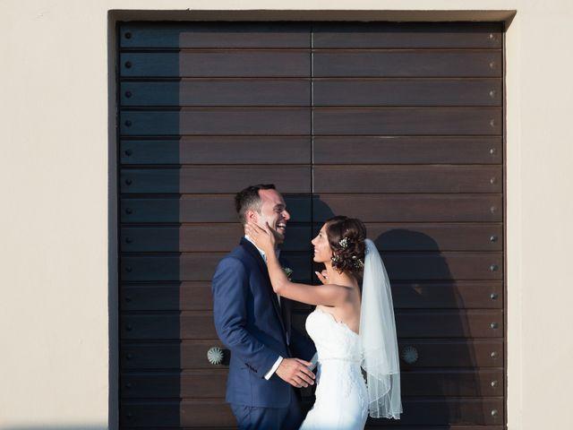 le nozze di Samanta e Patrizio