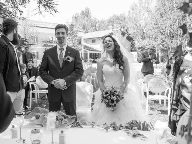 Il matrimonio di Elia e Jessica a Mirandola, Modena 14