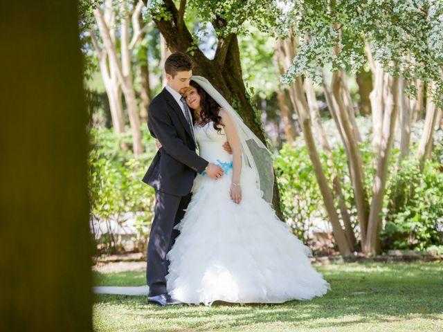 Il matrimonio di Elia e Jessica a Mirandola, Modena 16