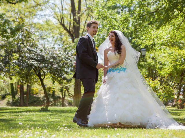Il matrimonio di Elia e Jessica a Mirandola, Modena 17