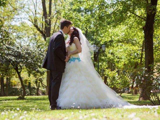 Il matrimonio di Elia e Jessica a Mirandola, Modena 18