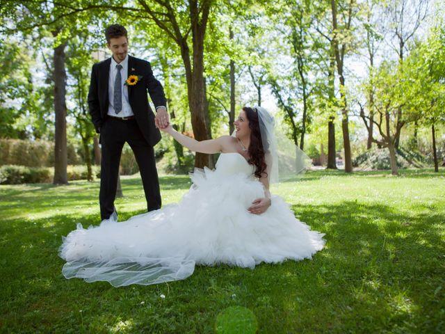 Il matrimonio di Elia e Jessica a Mirandola, Modena 19