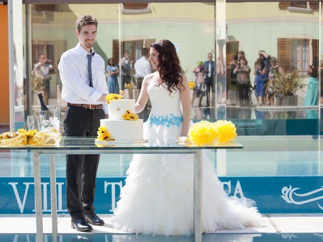 Il matrimonio di Elia e Jessica a Mirandola, Modena 24