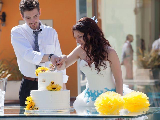 Il matrimonio di Elia e Jessica a Mirandola, Modena 25