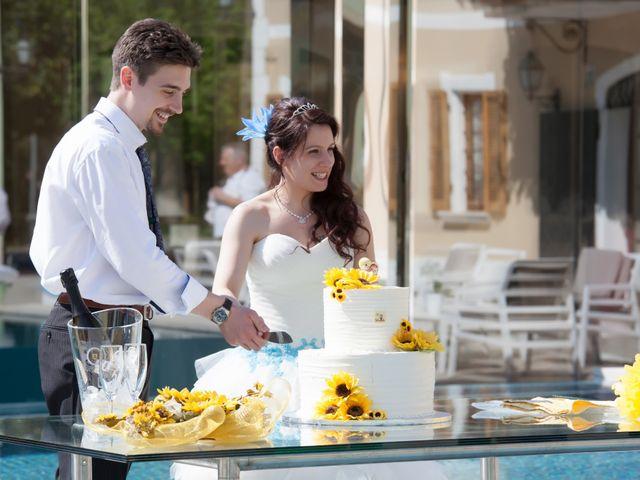 Il matrimonio di Elia e Jessica a Mirandola, Modena 26