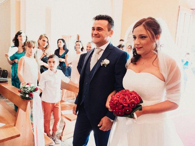Il matrimonio di Francesco e Imma a Cirò, Crotone 20
