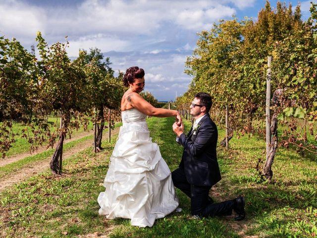 Il matrimonio di Ivan e Francesca a Latisana, Udine 10