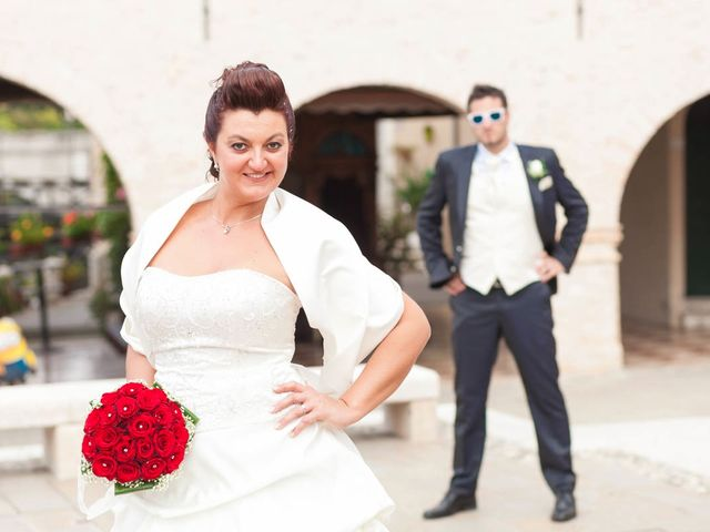 Il matrimonio di Ivan e Francesca a Latisana, Udine 15