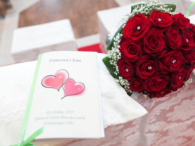 Il matrimonio di Ivan e Francesca a Latisana, Udine 40