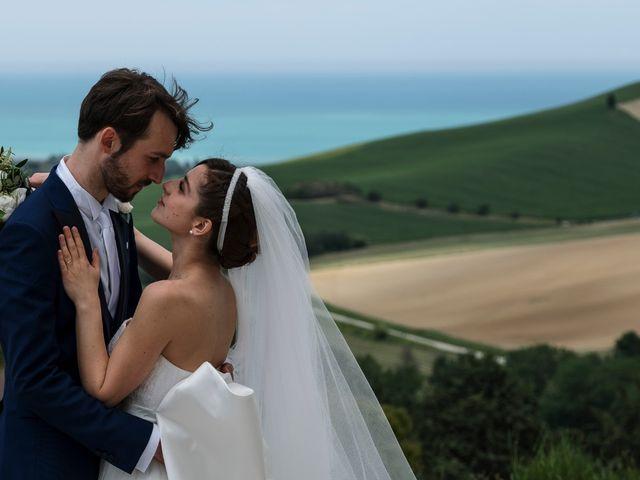 Le nozze di Massimo e Anna