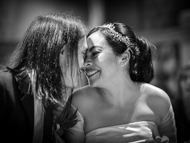 Il matrimonio di Marallely e Marco a Bibbiena, Arezzo 8