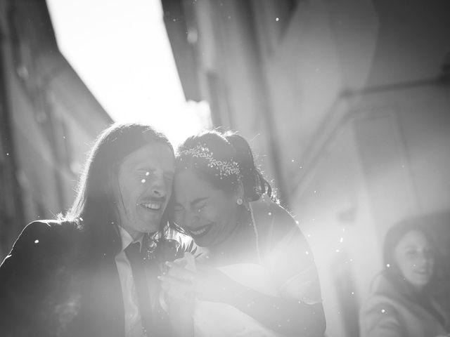Il matrimonio di Marallely e Marco a Bibbiena, Arezzo 9