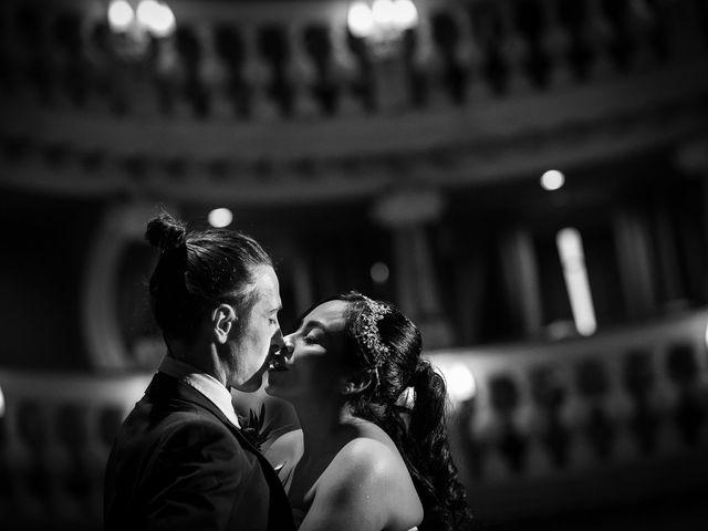 Il matrimonio di Marallely e Marco a Bibbiena, Arezzo 1