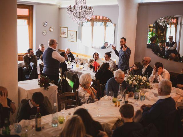 Il matrimonio di Marallely e Marco a Bibbiena, Arezzo 14