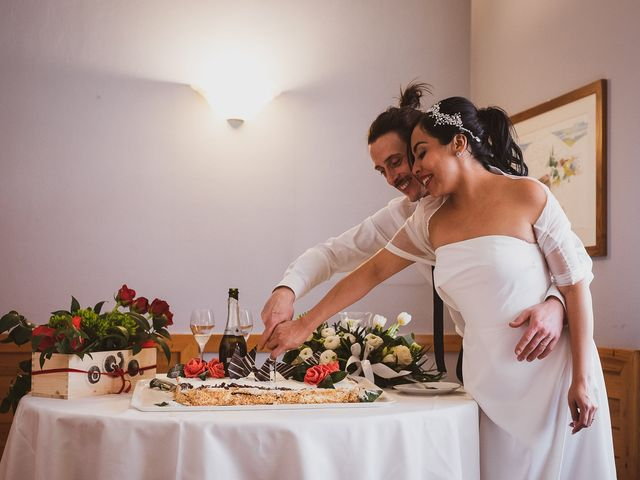 Il matrimonio di Marallely e Marco a Bibbiena, Arezzo 15