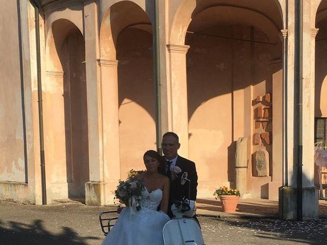 Il matrimonio di Andrea e Angela  a Crescentino, Vercelli 6