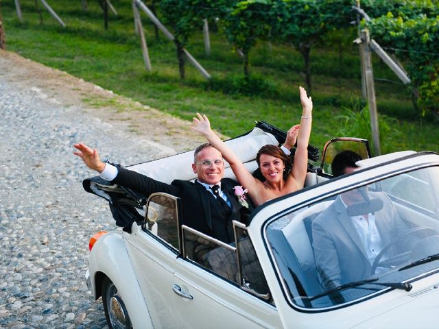 Il matrimonio di Andrea e Angela  a Crescentino, Vercelli 16