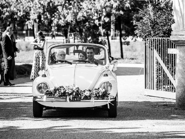 Il matrimonio di Andrea e Angela  a Crescentino, Vercelli 20