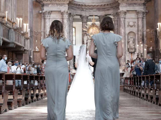 Il matrimonio di Federico e Vanessa a Padova, Padova 9