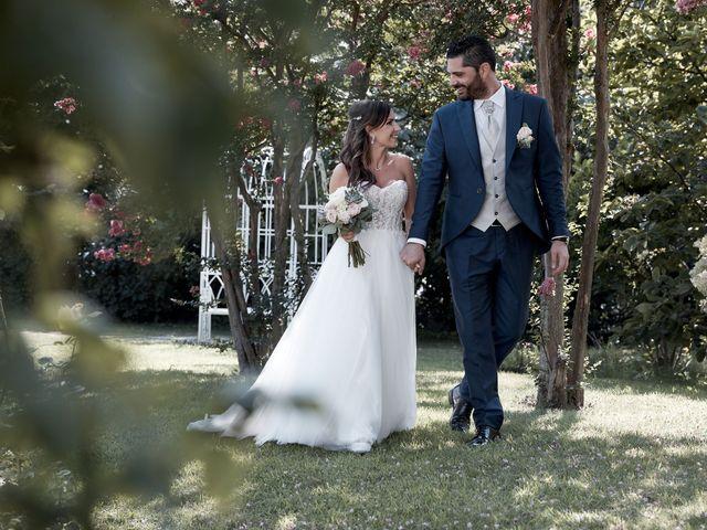 Il matrimonio di Federico e Vanessa a Padova, Padova 34