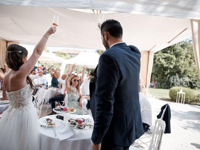 Il matrimonio di Federico e Vanessa a Padova, Padova 38