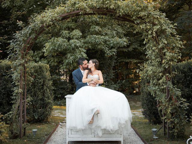 Il matrimonio di Federico e Vanessa a Padova, Padova 48