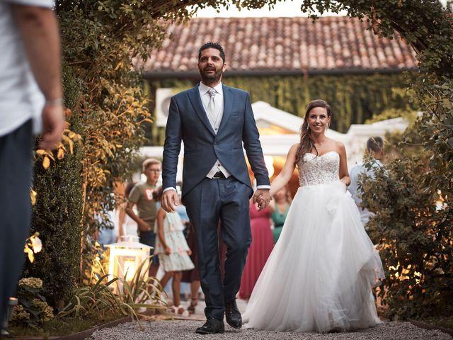 Il matrimonio di Federico e Vanessa a Padova, Padova 55